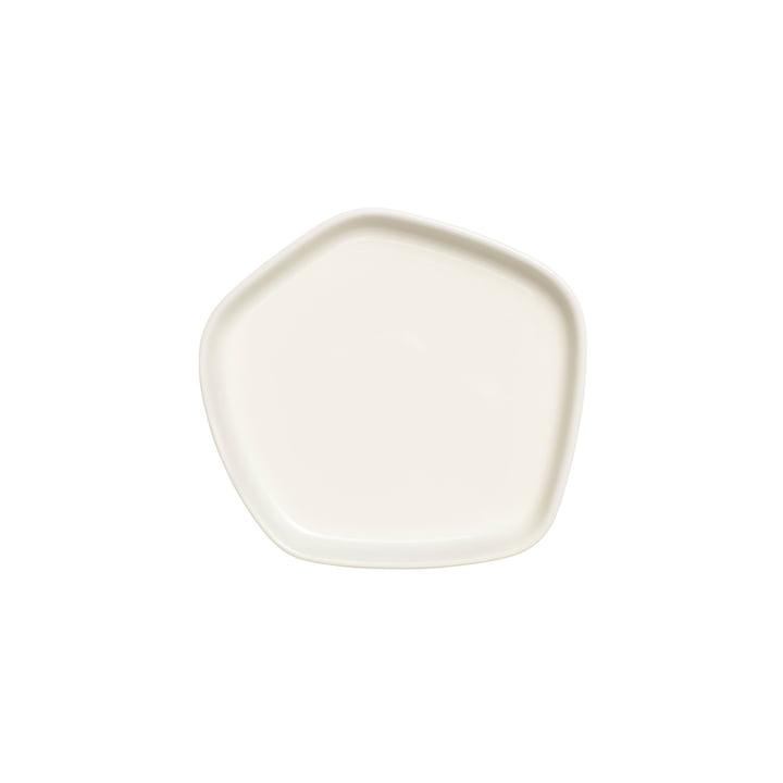 Iittala X Issey Miyake – tallerken, 11 x 11 cm, hvid