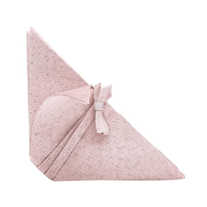 Iittala X Issey Miyake – serviet, 53 x 40 cm, lyserød