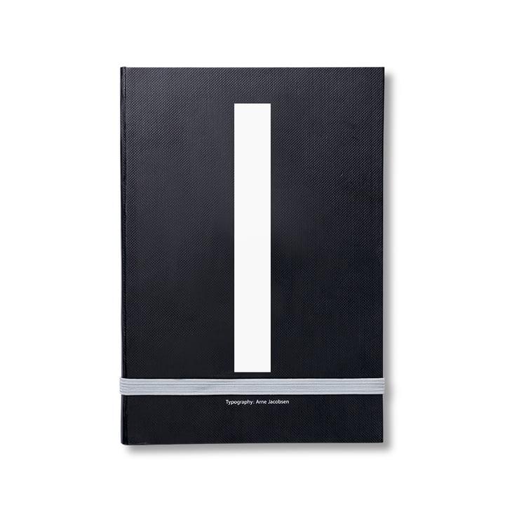 Design Letters – personlig notesbog A-Z, I