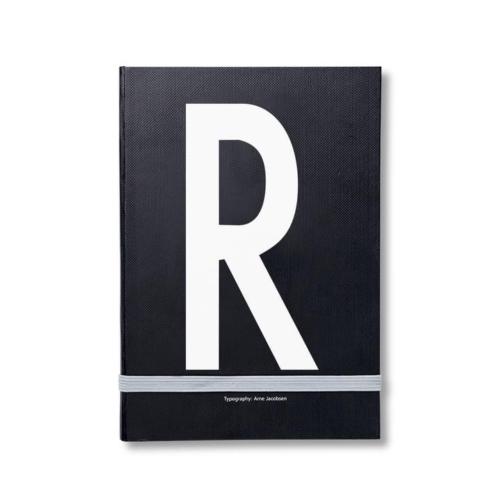 Design Letters – personlig notesbog A-Z, R