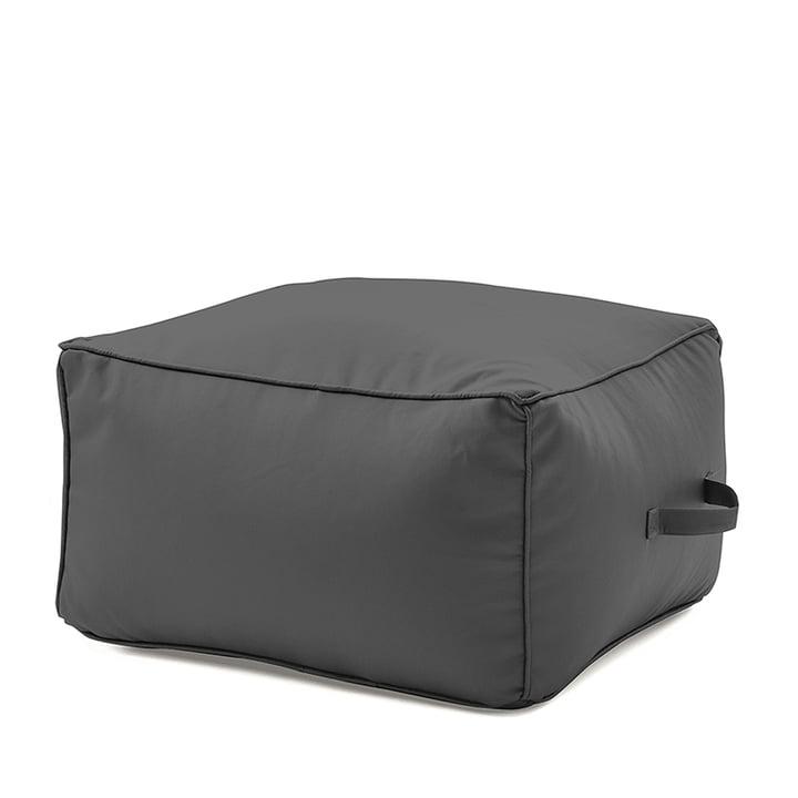 Checker XL indendørsbord fra Sitting Bull i mørkegrå