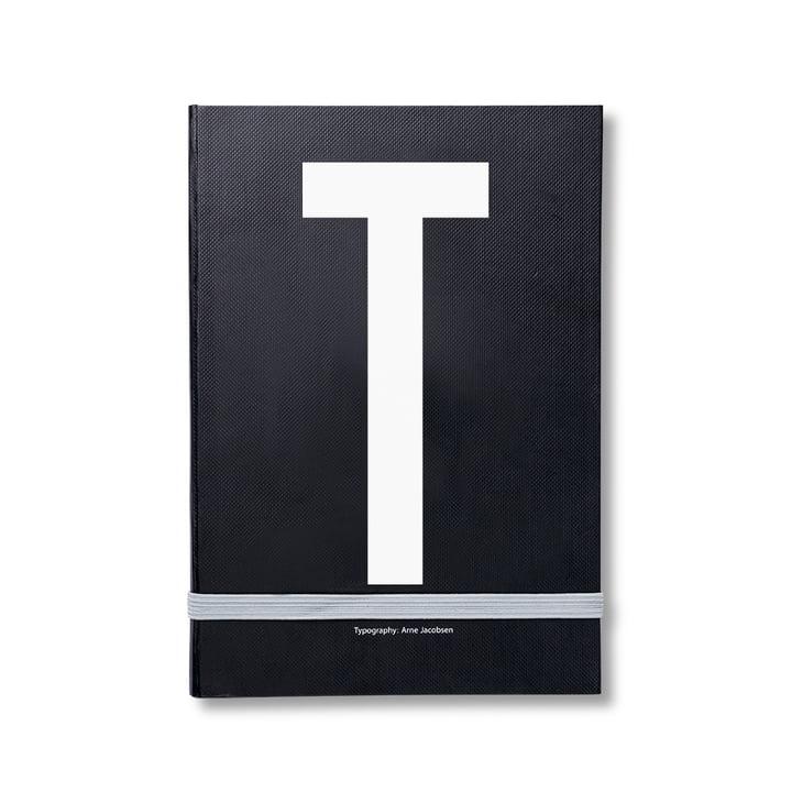 Design Letters – personlig notesbog A-Z, T