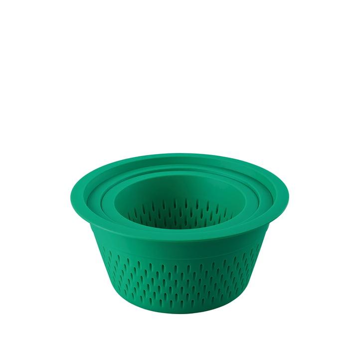 Plastiksien fra Thomas i grøn i et sæt med 3