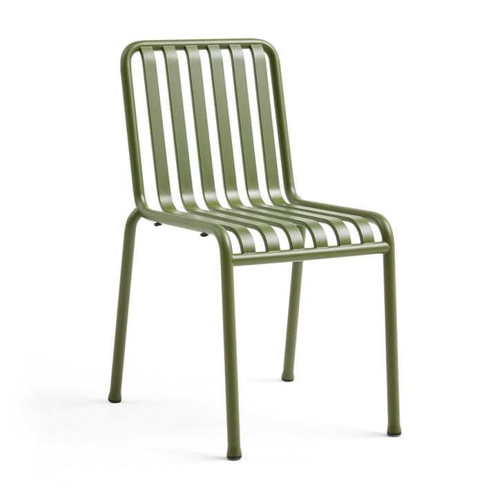 Palissade stolen fra Hay i olivengrøn