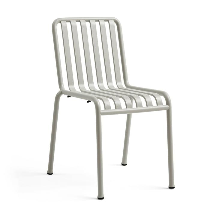 Palissade stolen fra Hay i lysegrå