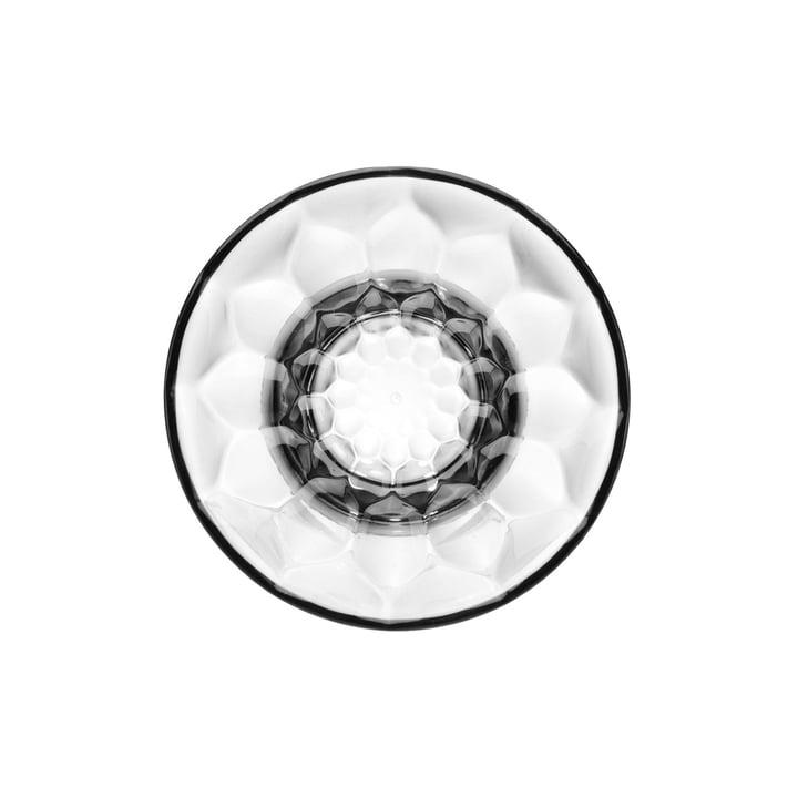 Jellies knag Ø 13 cm fra Kartell i krystalklar