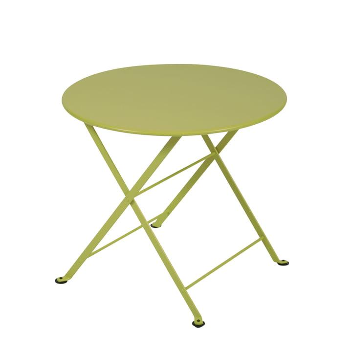 Tom Pouce lavt bord fra Fermob i farven Verbena.