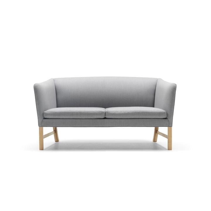 Sofa fra midten af 1900-tallet designet af Ole Wanscher for Carl Hansen