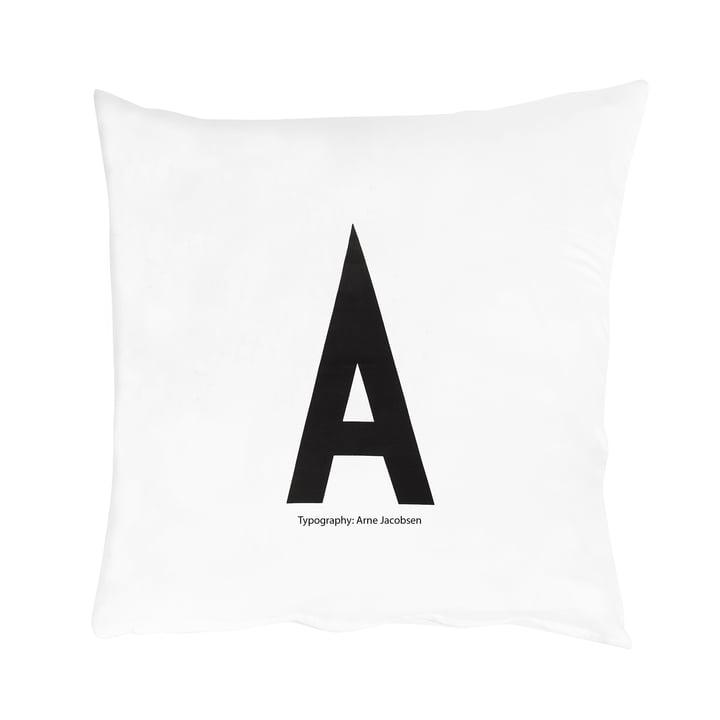 Pudebetræk A-Z fra Design Letters