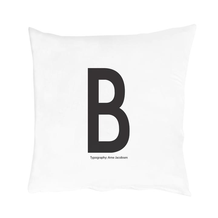 Design Letters – pudebetræk A-Z, B