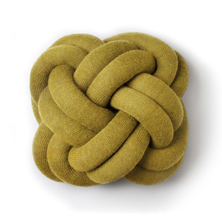 Knot i gult af Design House Stockholm
