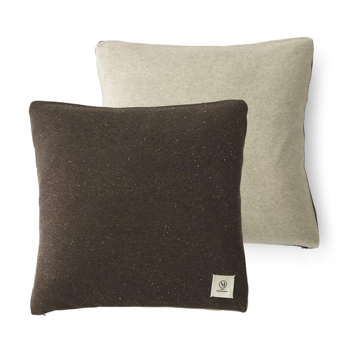 Color Pillow fra Menu – Nepal Projects i brun/sandfarvet