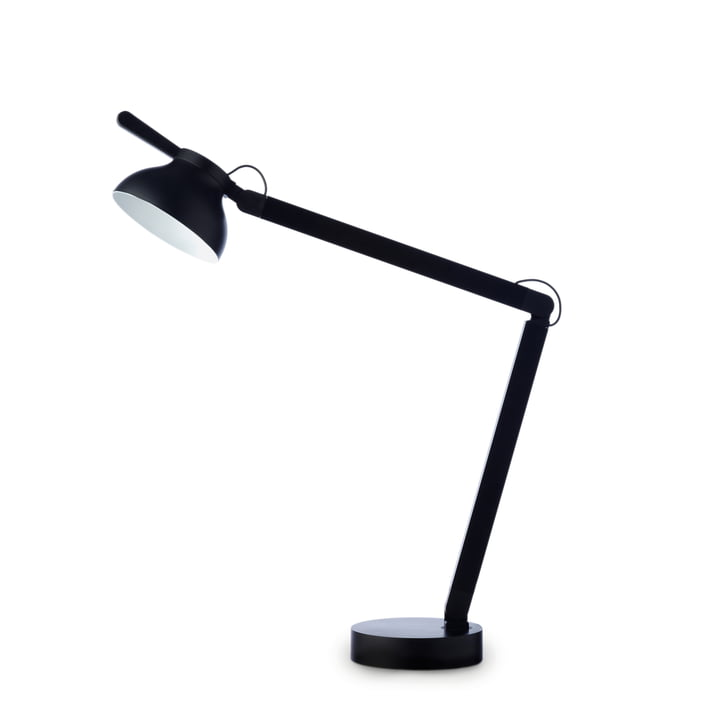 PC bordlampe fra Hay i sort