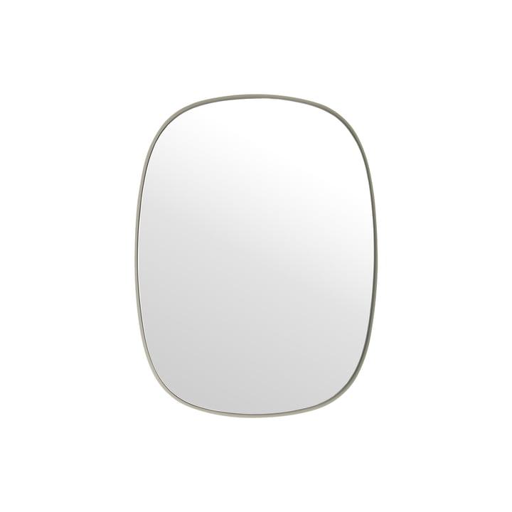 Muuto – Framed spejl, lille, klart/klart glas