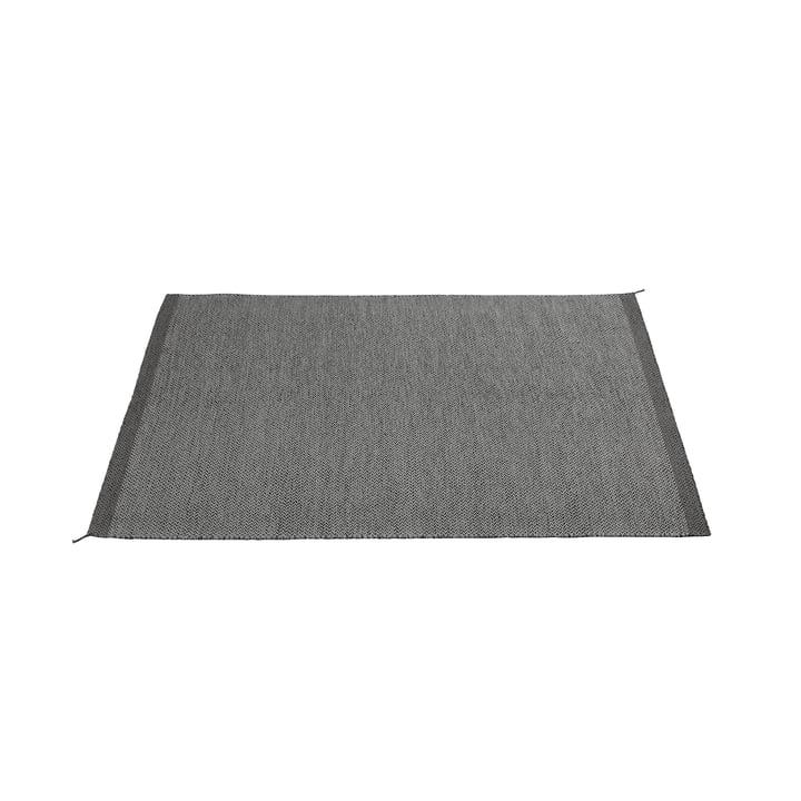 Ply tæppet 170 x 240 cm i mørkegråt fra Muuto