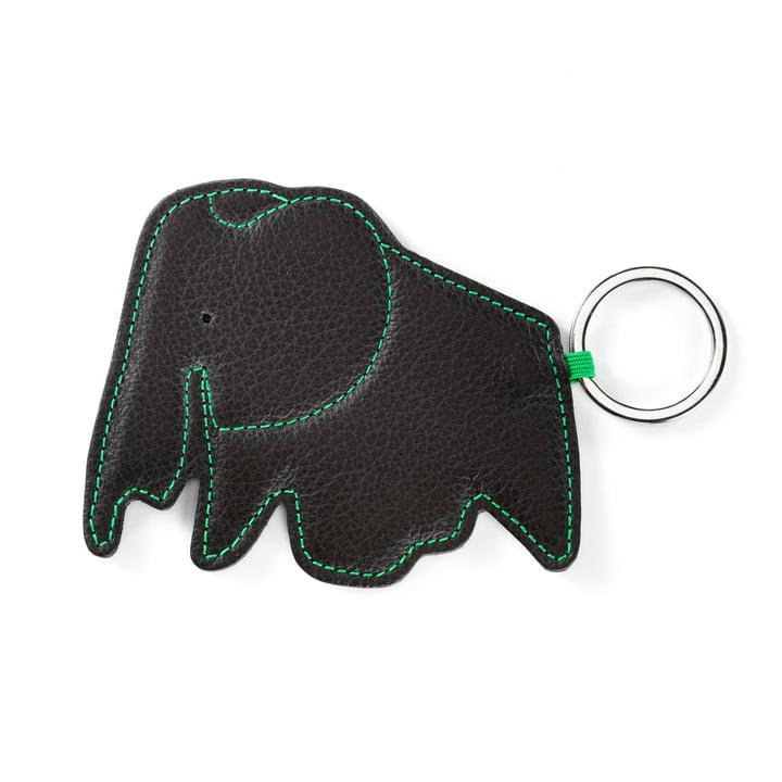Key Ring Elephant fra Vitra i chokoladebrun