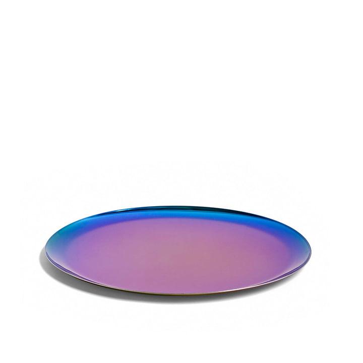 Hay – serveringsfad, regnbuefarvet