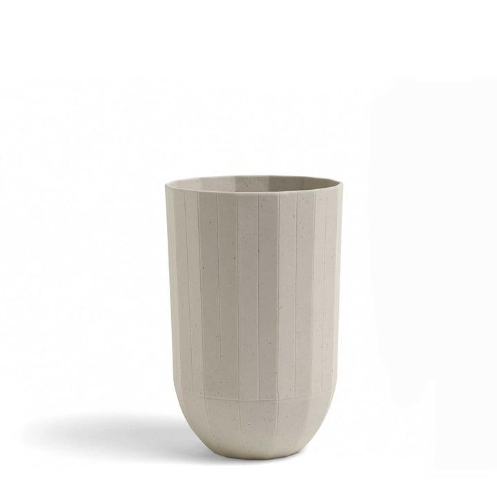 Hay – Paper Porcelain vase i M