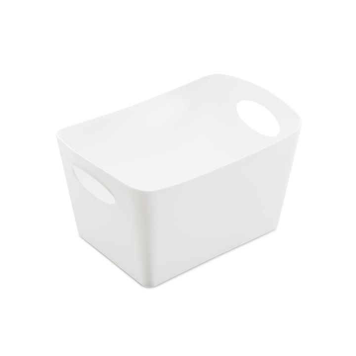 Boxxx S opbevaringskasse fra Koziol i hvid