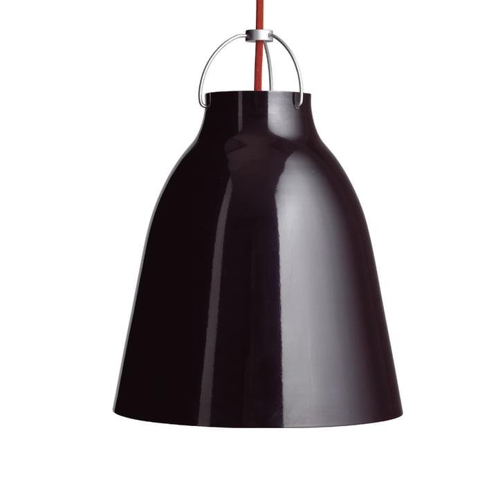 Lightyears – Caravaggio P3 pendel, skinnende, sort