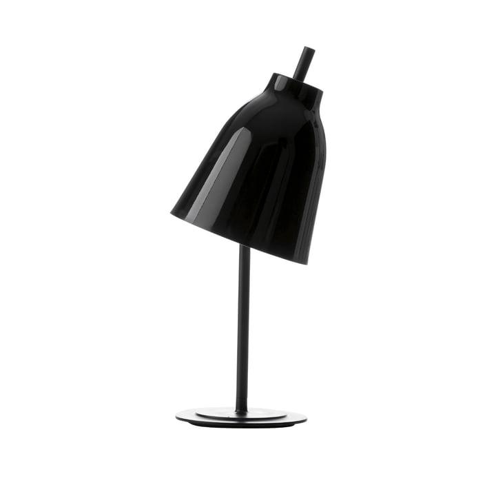 Fritz Hansen – Caravaggio bordlampe, skinnende sort