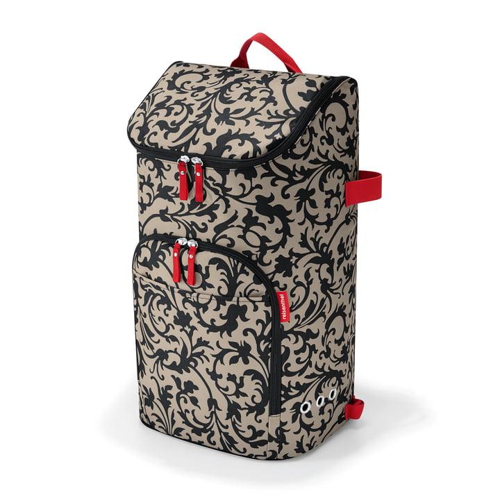 reisenthel – citycruiser taske indkøbsvogn i barok gråbrun