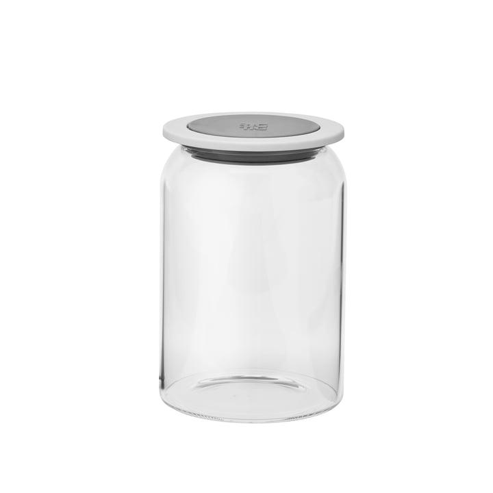Goodies opbevaringsglas med låg fra Rig-Tig by Stelton, 1 l