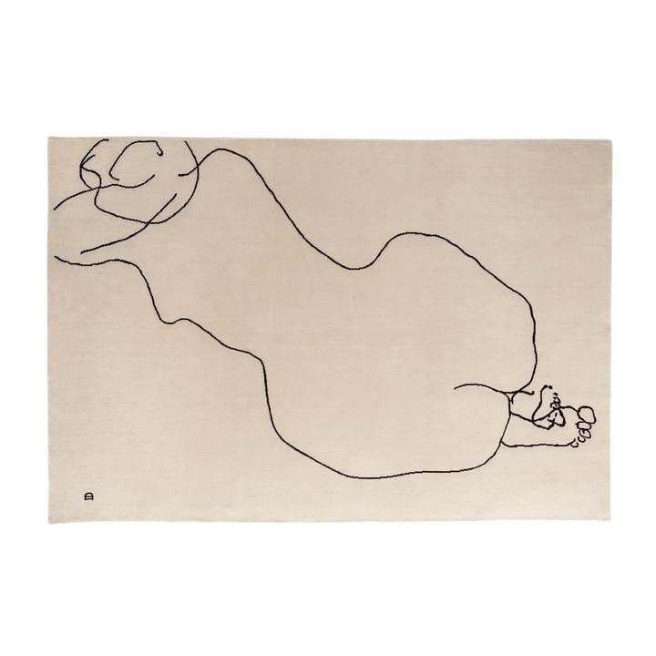 nanimarquina – Chillida 200 x 293 cm, Figura humana 1948