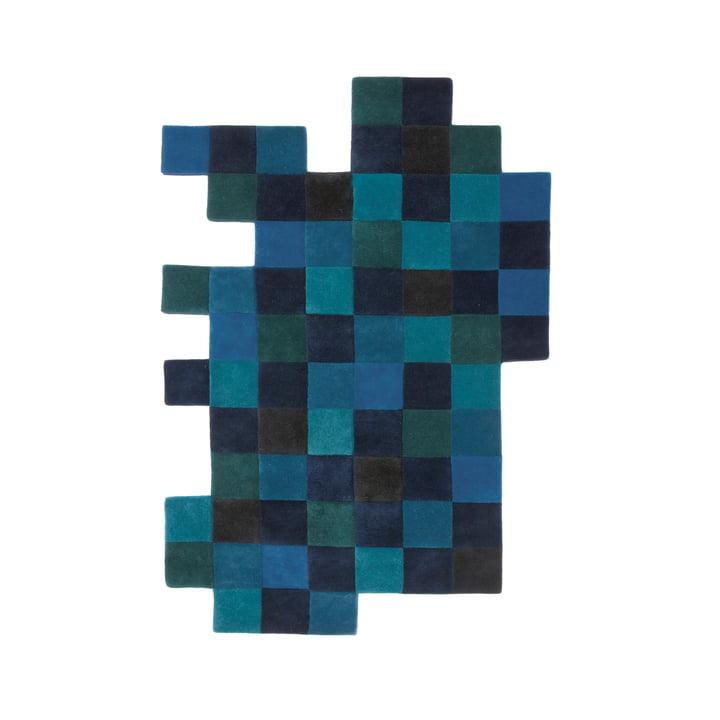 Do-Lo-Rez 1 184 x 276 cm fra nanimarquina i blå