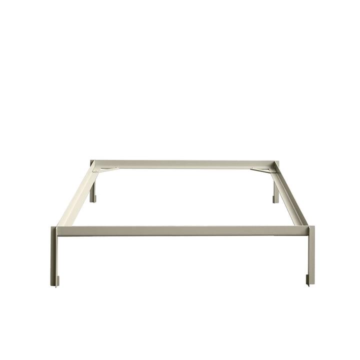 Connect seng 140 cm fra Hay i grå