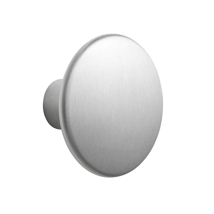 "Wall Hook ""The Dots Metal"" Single Medium af Muuto lavet af aluminium"