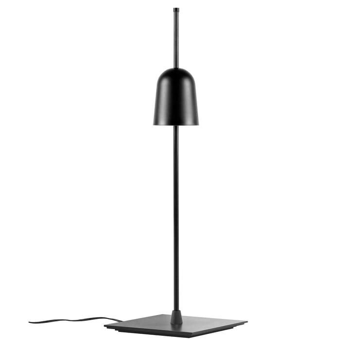 Bordlampen Ascent fra Luceplan i sort