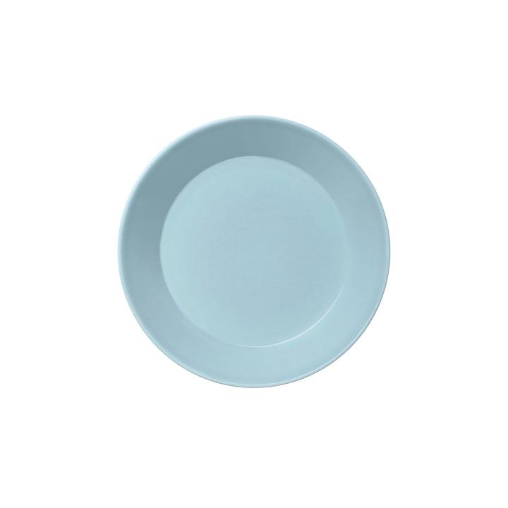 Iittala – Teema tallerken, flad, Ø 17 cm, lyseblå