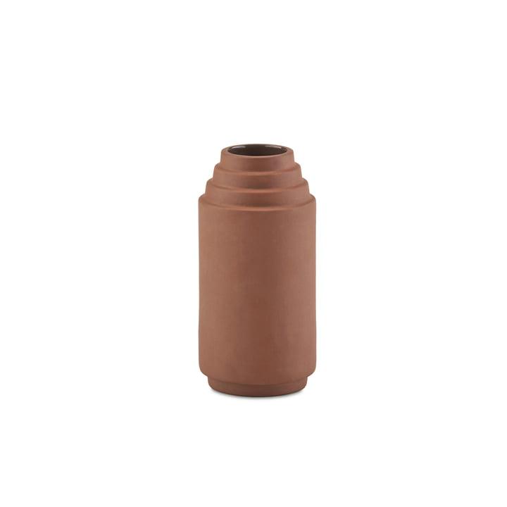 Edge vase, h 16 cm, fra Skagerak
