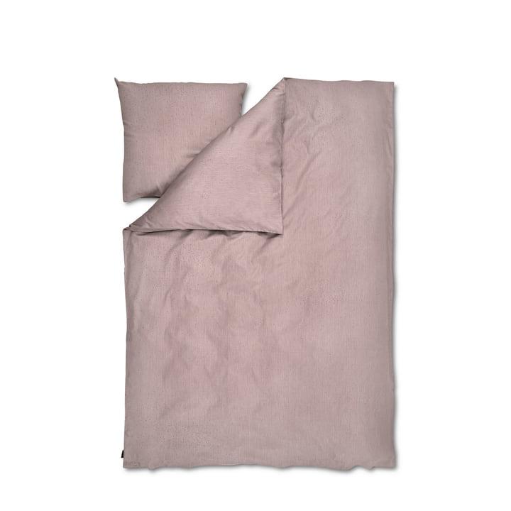 Nebulosa sengetøj fra Skagerak i støvet rosa