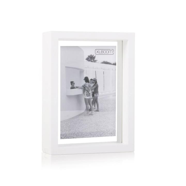 Floating Box 13 x 18 cm gange XLBoom i hvid