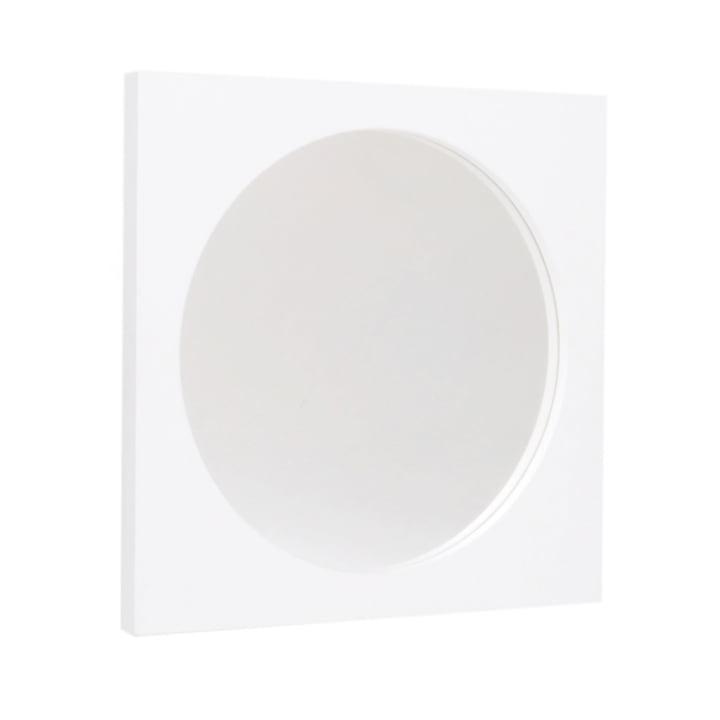 Stort Loop spejl fra XLBoom i hvid
