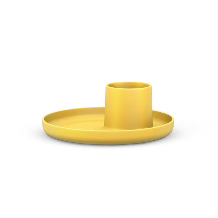 O-Tidy af Michel Charlot for Vitra i gul