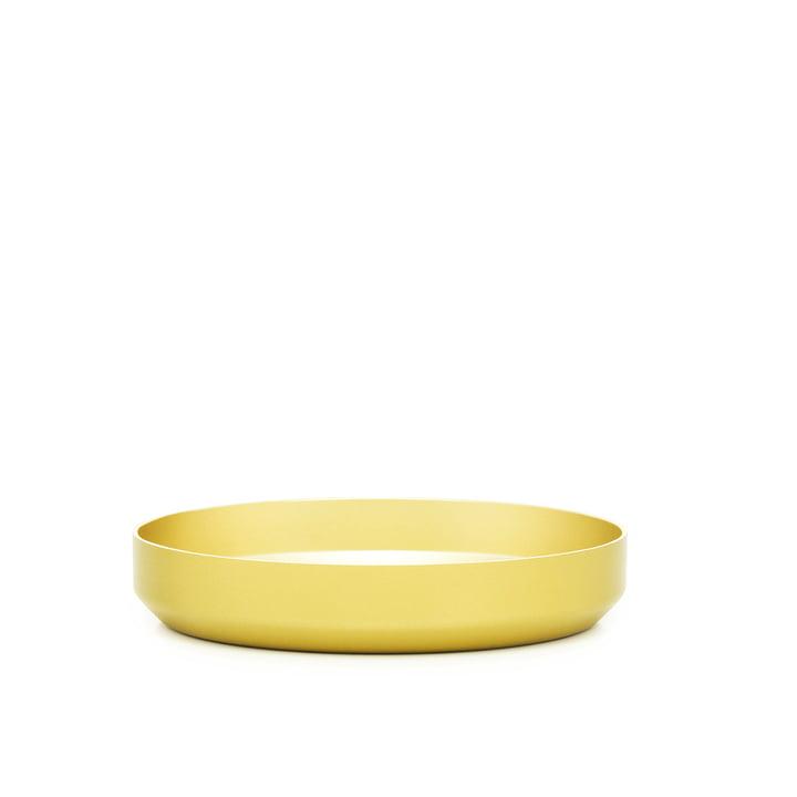 Normann Copenhagen – Meta skål Ø 16 cm, flad, guld
