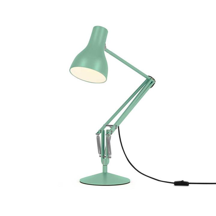 Arkitektlampen Type 75 fra Anglepoise i farven sea grass