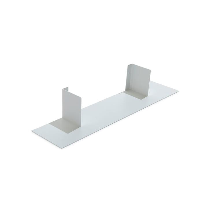 Müller Möbelwerkstätten – Lyn væghylde, lille, hvid