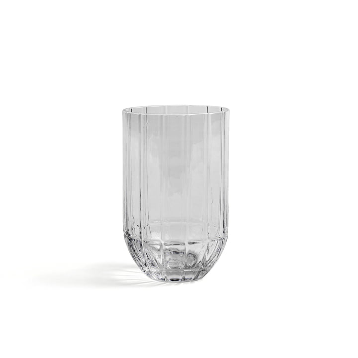 Hay - Colour Vase-glasvase, M, gennemsigtig
