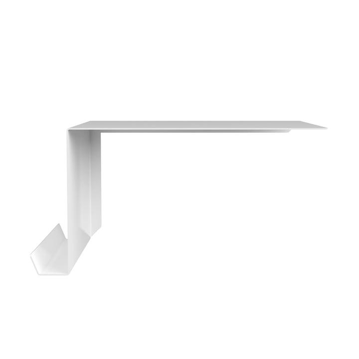 Shelve02 venstre fra Nichba Design i hvid