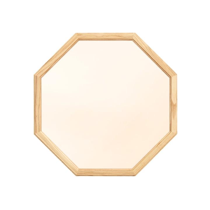 Normann Copenhagen – Lust spejl 50 x 50 cm, guld