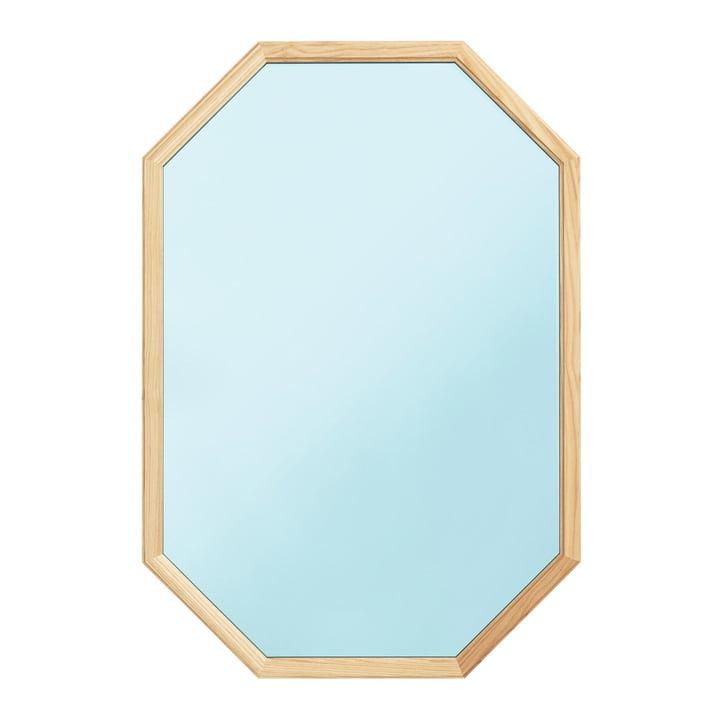 Normann Copenhagen – Lust spejl 80 x 55 cm, blå
