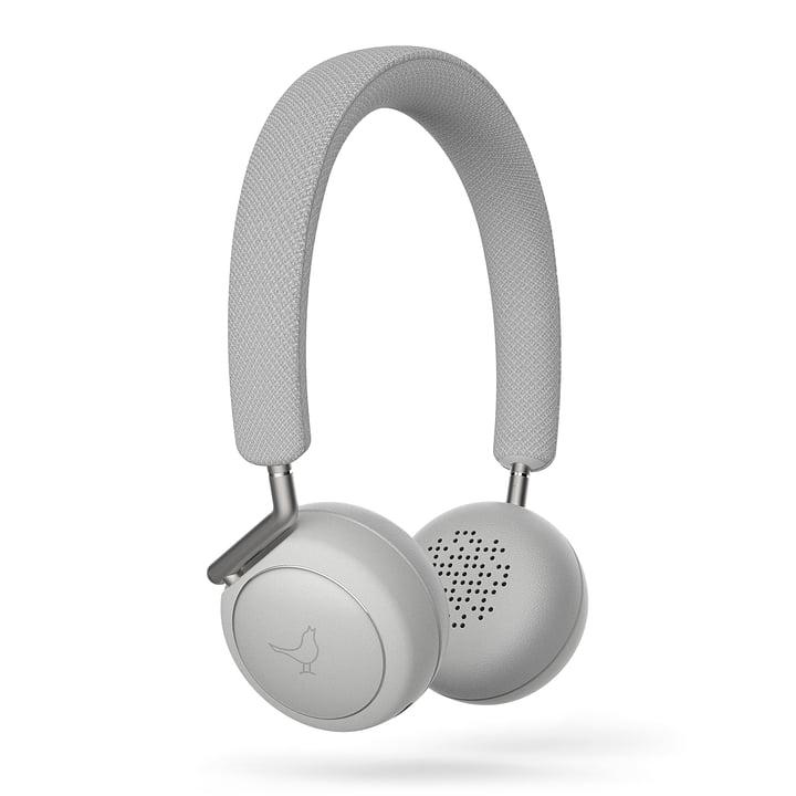 Libratone – Q Adapt Wireless ANC On-Ear hovedtelefonerne, Cloudy White