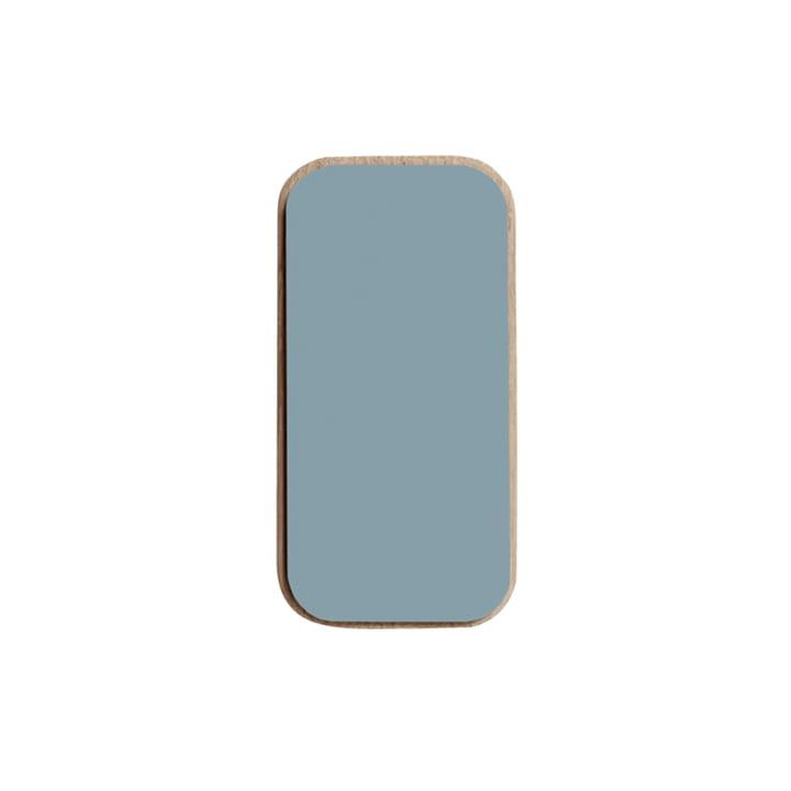 Create Me låg til kasser på 6 x 12 cm fra Andersen Furniture i oslo-blå