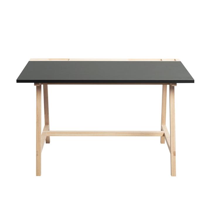 D1 skrivebord fra Andersen Furniture i antracitgrå