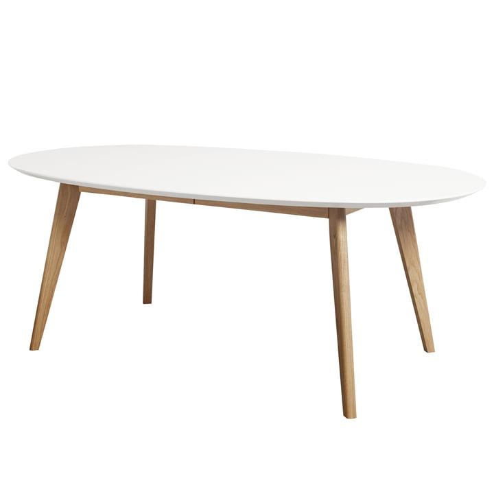 DK10 spisebord fra Andersen Furniture i egetræ