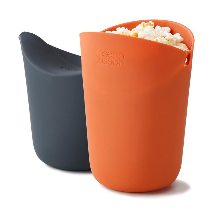 M-Cuisine Popcorn-Maker (sæt med 2) af Joseph Joseph